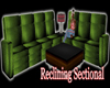 [bamz]Recline Sectional