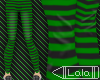 [LC] Green&BlackTights