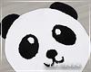 H. Nursery Panda Rug