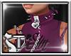 Chains Collars Purple