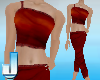 Red Meditation Suit