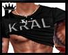 2018 Kral Logo tshirt