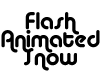 Flash Animated Snow