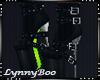 *Lit Lime Black Platform