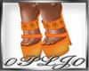 Heels - Orange