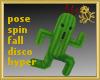 Cactus Pet Girl