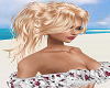 Strawbery Blond Ponytail