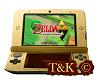 Nintendo 3DSxl Zelda Ed