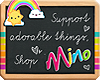 Mino Support Board