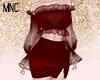 MNC Gypsy Set Red