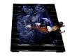 Blk blue wolf raft