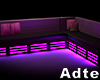[a] Neon Glow Couch Pur