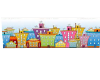 *DB* City scape wall