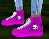*N*Pink Sneakers