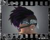 Purple/blk Mohawk