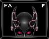 (FA)ChainHornsF Pink2
