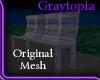 [KG] Vented Park Bench