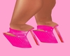 HOT PINK RED BOTTOMS