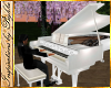 I~White Grand Piano