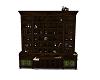 Witch /Apothicary Shelf