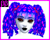 A Valentine Hair Bomb