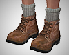 Real Life Boots & Socks