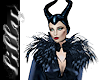 Maleficent feathers