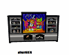 Garfield tv with stand