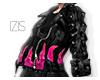 I│Flame Jacket Pink