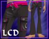 Vamp Hunter Pants-Pink