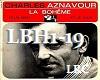 C Aznavour - La Bohema