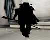 Cowgal Silhoutte