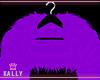 Fur Purple