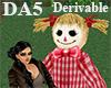 (A) Scarecrow Seat V2
