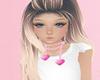 lil cupid necklace