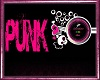 PINK PUNK backdrop
