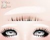 Y' Ulzzang Brows White