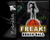 MRW|FREAK!|XL Beach Ball