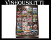 [VK] Cafe Magazine Rack
