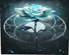 blue mysticl rose