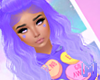 🅜 CANDY: hair lilac 3