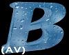 (AV) Letter B Seat
