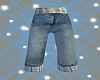 *CA* Light Blue Shorts