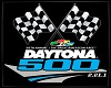 DAYTONA floor sign