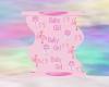 Baby Girl Deco Curve