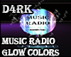 D4k Music Radio Glow