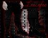 L | Goth Pants + Boots