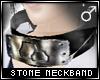 !T Stone headband [M]