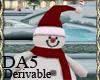 (A) Stuffed Snowman