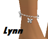 Butterfly Ankle Braclet